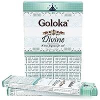 Goloka Divine Räucherstäbchen Großpackung 12 x 15 g preisvergleich bei billige-tabletten.eu