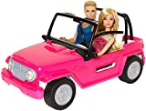 Barbie CJD12 Beach Cruiser, pink