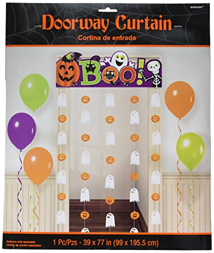 amscan International 240355 Halloween-Tür Dekoration