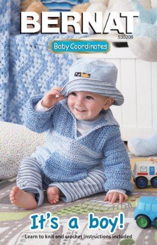 Spinrite Books It's A Boy Baby Coordinates Buch