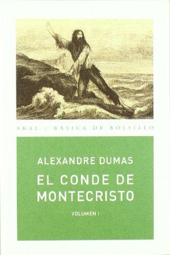 El conde de Montecristo (2 Vol.) (Básica de Bolsillo) por Alexandre Dumas