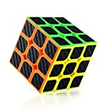 PovKeever Rubiks Cube 3-D Puzzles Cube 3x3x3 Smooth Speed Magic Cube Puzzle and Easy Turning ,Super Durable for Brain Training Game for children adult gift 1PC