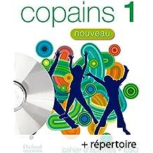 Pack Copains Nouveau 1.º Cahier D'Activités + Répertoire + CD-Multirom - 9788467335163