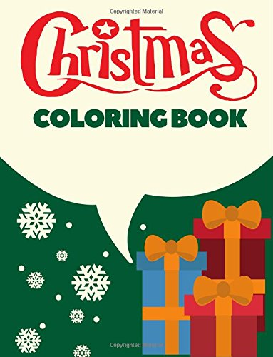 Christmas Coloring Book: Christmas Coloring Pages for Kids (Coloring Books)
