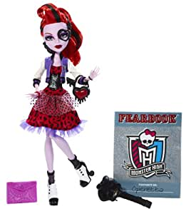 Monster High - Bbj70 - Poupée Mannequin - Picture Day - Operetta