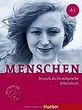 Menschen A1: Deutsch als Fremdsprache / Arbeitsbuch mit 2 Audio-CDs