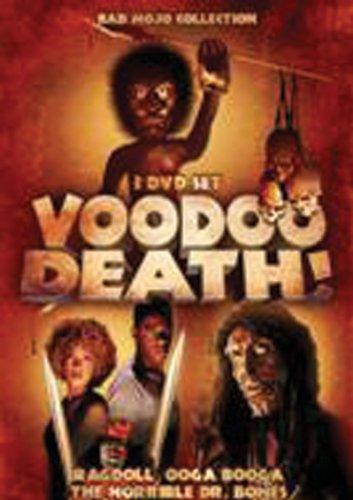 Voodoo Death! 3 Pack Set [UK Import]