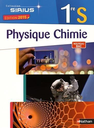 Physique-Chimie 1re S par Nicolas Coppens