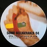 DJ Balli - Straight-Edge Rastafari Manifesto EP - Sonic Belligeranza - S.B. 04