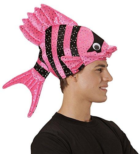 HUT - FISCH - pink (Für Fisch Männer Kostüme)