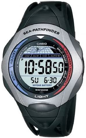 Casio SPS 300C 1VER Sea Pathfinder Montre Homme  2h0Xn