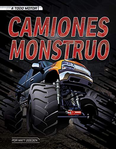 Camiones Monstruo (Todo motor / Horsepower) (Bigfoot-tools)