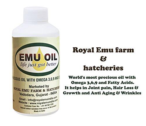 Emu Oil, 250 ml