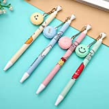 EMONO Cookies Friends Mechanical Lead Pencil (Set Of 6pcs) 0.5 mm. Length: 16.5cm / 6.5