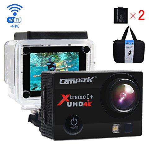 Campark ACT74 - La cámara de acción más vendida