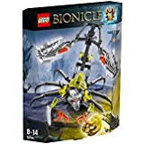 70794 Lego Skull Scorpio Bionicle Age 8-14 / 107 Pieces / New 2015 Release! by LEGO