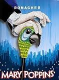 Programa Cuaderno Mary Poppins el Broadway Musical (Viena)