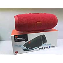 HTC Desire 600 C Compatible Wireless Bluetooth Speaker Charge K3+ Stereo with 12 Hour Playback Time and TF/USB/AUX Audio Port - by Moblios