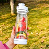 Best Fruit Infusion Sports Bottles - Eono Essentials Infuser Fruit Water Bottle with Handle Review