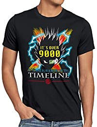 style3 Goku Timeline 9000 T-Shirt Homme