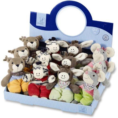 Preisvergleich Produktbild Sterntaler 513300 Sortiment Mini-Spieltiere
