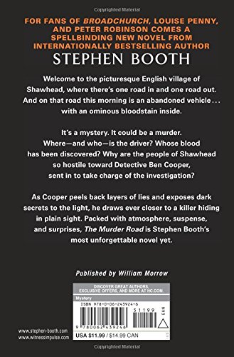 The Murder Road (Cooper & Fry Mysteries)