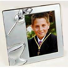 Portafotos PERSONALIZADOS para comunión marcos 9x13cm GRABADOS (pack 6 unidades) niño o niña para
