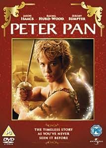 Peter Pan [Edizione: Regno Unito] [Import anglais]