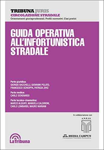 Guida operativa all'infortunistica stradale