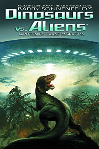Download Barry Sonnenfeld's Dinosaurs Vs Aliens