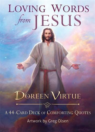 Loving Words from Jesus: A 44-Card Deck of Comforting Quotes