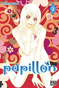 Papillon Edition simple Tome 3