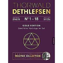 Gold Edition - Sämtliche Vorträge im Set: 18 Vorträge auf 31 CDs, über 28 Stunden Gesamtspielzeit