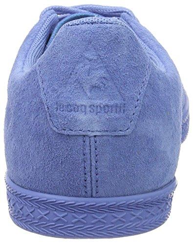 Le Coq Sportif Charline, Scarpe da Ginnastica Basse Donna Blu (Bleu Riviera)