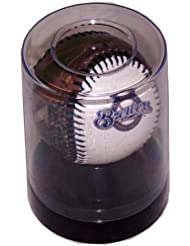 Milwaukee Brewers Stadium Baseball by The Licensed Products Company