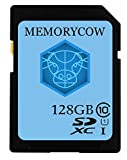 Kingston 128GB SDXC Memory Card For Canon EOS 750D Camera