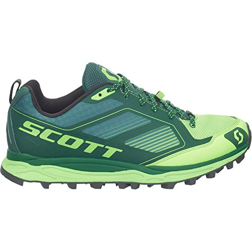 Scott Kinabalu Supertrac Trail Running Shoe-9 UK-Green