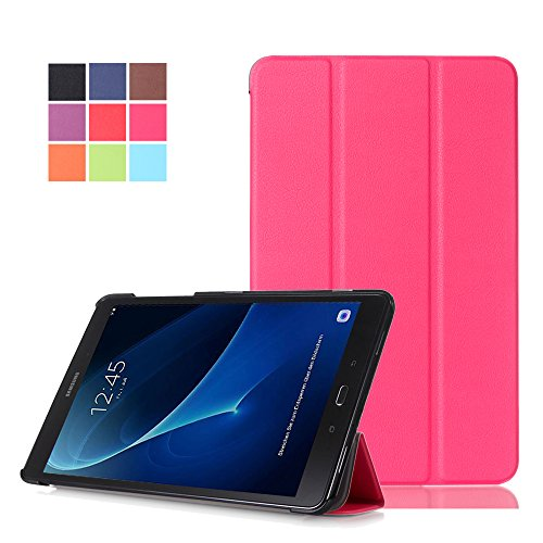 Tab A SM-T585N Funda,Carcasa para Galaxy Tab A 10.1'' - Flip Style Stand Case Cover de PU Cuero Funda para Samsung Galaxy Tab A6 10.1'' SM-T580N / SM-T585N Tablet Protección Carcasa,Hot