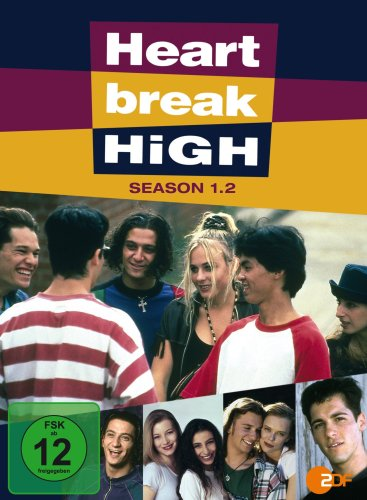 Season 1.2 (5 DVDs)