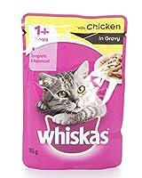 Whiskas Adult Wet food Chicken in Gravy (12 Pack)