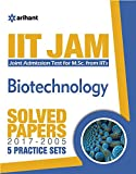 IIT JAM Biotechnology Solved Papers and Practice Sets