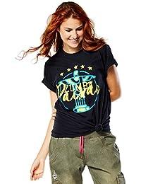 Zumba Fitness Official Rio T-Shirt Femme