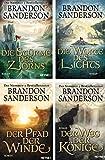 Brandon Sanderson Die Sturmlicht Chroniken