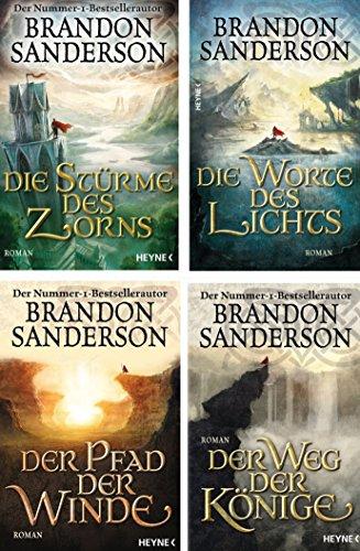 Brandon Sanderson Die Sturmlicht Chroniken (Weg Der Könige Taschenbuch)