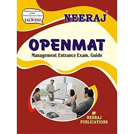 IGNOU Openmat Entrance Exam Guide