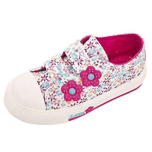Crianças Sapatos Sapatos De Desporto Scothen Sapatilhas Crianças Lona Baixos Shoes Crianças Meninas Correndo Baby Sport Sapatilha Das Sapatas De Lona De Lona Rosa-vermelho-2