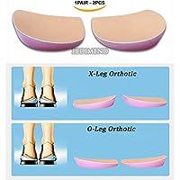 Pediment Ferseneinlagen für O/X Beine (1 Paar)   Orthopädische Einlegesohle mit perfektem Design Halbkugel-Design... preisvergleich bei billige-tabletten.eu