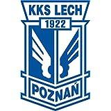 Lech Poznan FC Poland Soccer Football Alta Calidad De Coche De Parachoques Etiqueta Engomada 8 x 12 cm