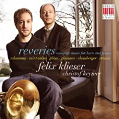 Sonata for Horn and Piano in E-Flat Major, Op. 178: III. Con fuoco