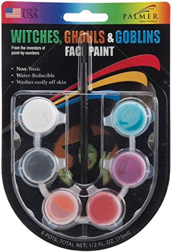 Palmer Paint Pot (Witches, Ghouls & Goblins Face Paint Mini Pots 189206)